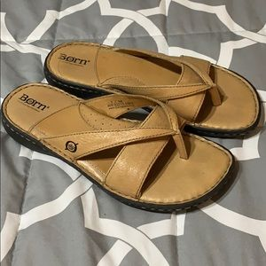 Nude Born Sandals size 7